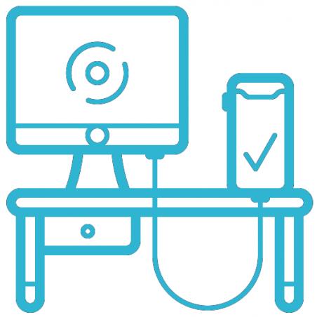 Zapojení počítače u Vás doma