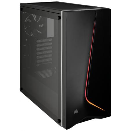Herní počítač CARBIDE RGB/V, AMD Ryzen 7 3700X a RTX 2080 SUPER - PC sestava