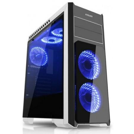 ProGaming STAGE 3, výkonný herní počítač s 6 jádrovým procesorem 6x4.1GHz a RX570 - PC sestava