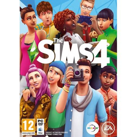 The Sims 4 - PC DVD, originální krabicová verze