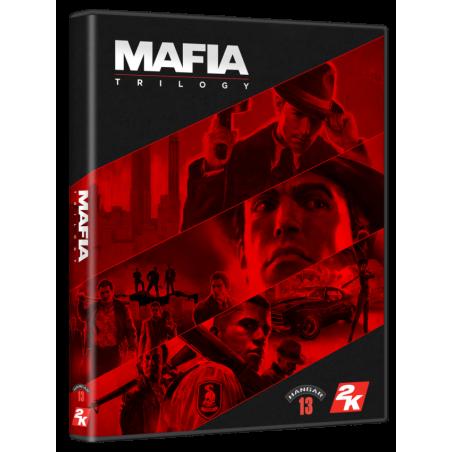 Mafia Trilogy - CZ, PC, originální krabicová verze