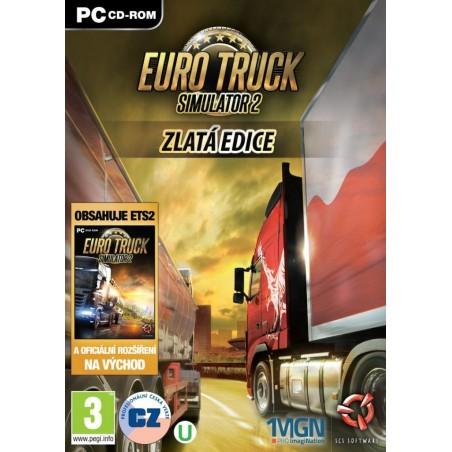 Euro Truck Simulator 2...