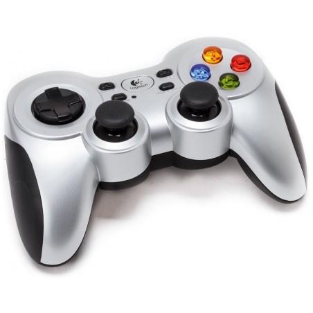 Logitech F710, bezdrátový herní ovladač, gamepad