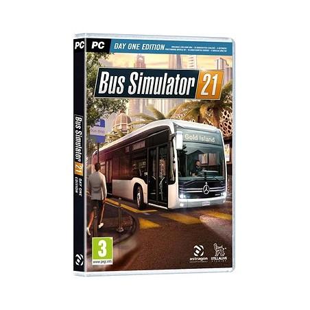 Bus Simulator 21: Day One...