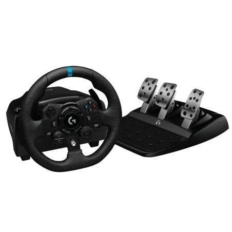 Logitech G923 Driving Force, volant pro PC/PS5/PS4