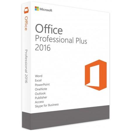 Microsoft Office Professional Plus 2016 CZ OEM
