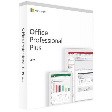 Microsoft Office Professional Plus 2019 CZ OEM