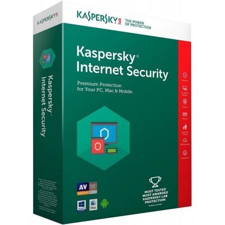 Kaspersky Internet Security, vícenásobná internetová ochrana, CZ