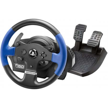 Thrustmaster T150 RS, volant pro PC/PS3/PS4, USB