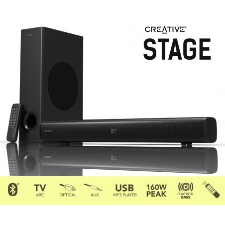 Creative Stage, 160W, 2.1,...
